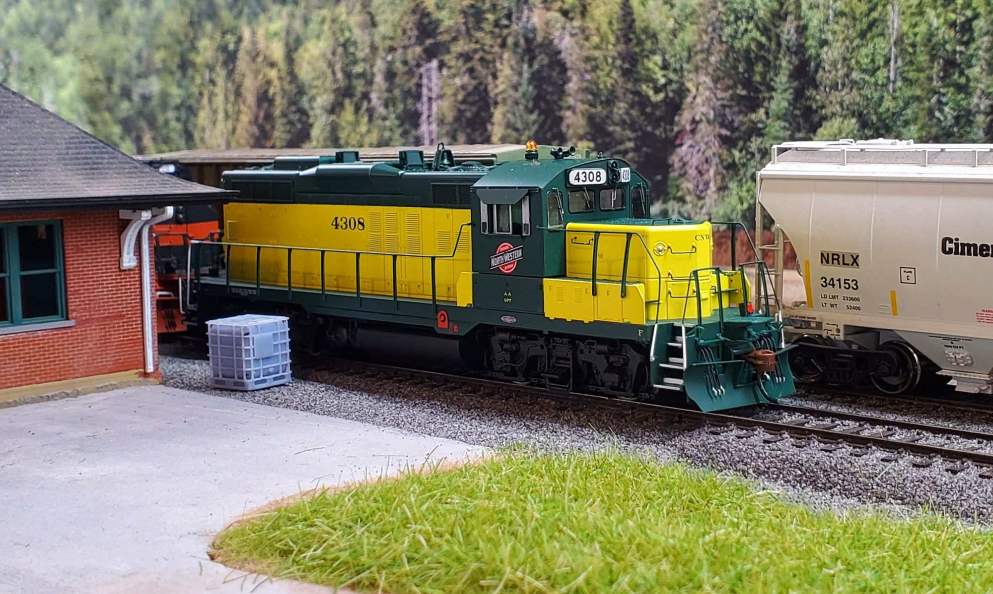 Amoskeag Northern Railroad